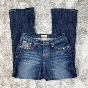 Studded Earl Jeans Size 6P